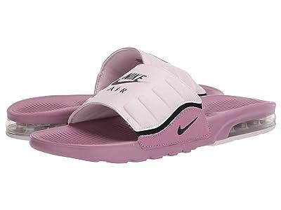 Nike Air Max Camden Slide (Plum Dust/Black/Barely Rose) Women