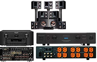Klipsch THX Ultra2 7.2 System, With Marantz SR7007 and Furman Elite-20