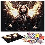 Trono de Hierro de Sansa Stark Puzzles Adultos 1000 Piezas Rompecabezas CláSico 1000 Piezas Rompecabezas RomáNtico Rompecabezas Creativo