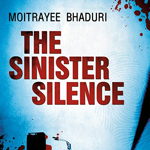The Sinister Silence audiobook cover art