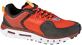 Under Armour 3022579-303_47, Sneakers Uomo, Colore: Arancione EU
