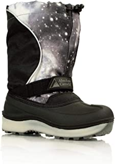 Absolute Canada Children's Cosmos Winter Boots,