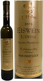 アイスワイン ラインヘッセン ヨット・ハーン 375ml ドイツ 甘口 白ワイン