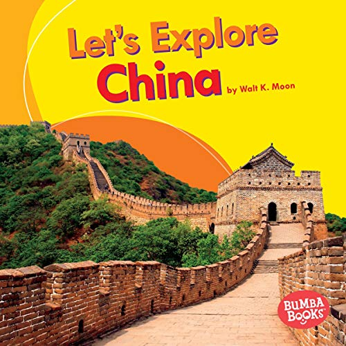 Let's Explore China audiobook cover art