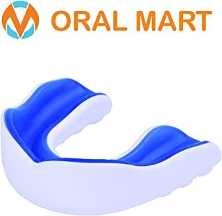Oral Mart Sports Youth Mouth Guard for Kids (12 Best Colors & USA Flag & Vampire..
