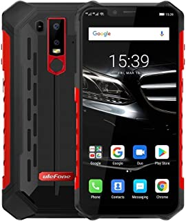 Mobile phone Armor 6E Rugged Phone, Dual 4G & VoLTE, 4GB+64GB, IP68/IP69K Waterproof Dustproof Shockproof, Face ID & Fingerprint Identification, 5000mAh Battery, 6.2 inch Android 9.0 Helio P70 (MKT677