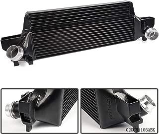 Fit for BMW Mini Cooper S F54/F55/F56 (Not JCW) Competition Intercooler Kit Aluminum Black