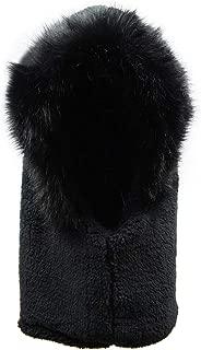 Women/Girls Fleece Balaclava/Hooded Face Mask Neck Warmer