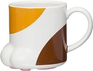 cat paw mug calico