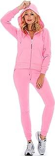 Best pink brand sweatsuit Reviews