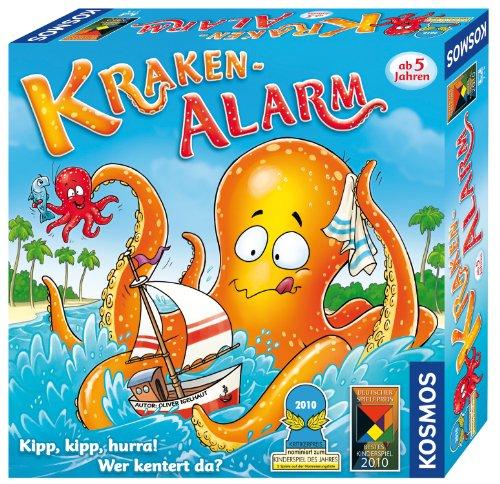Kosmos 6802510 - Kraken-Alarm