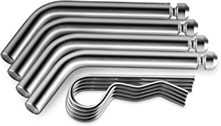 Towever 84546 1/2 inches Hitch Pin Kit for Fifth Wheel Hitch Replacement