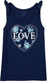 The Children's Place Girls' Fashion Tank Top