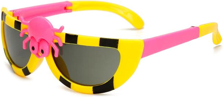 MAOXING Fashion Large-scale sale Children's High-D Sunglasses List price Folding