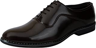 FAUSTO Men's Formal Oxfords Shoes