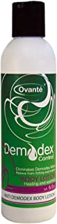 OVANTE Anti Demodicosis Body Lotion For Care And Management Of Demodex Prone Skin 6.0 OZ