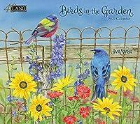 Lang Birds in The Garden 2022 壁掛けカレンダー (22991001895)