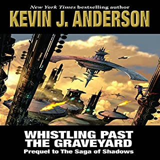Whistling Past the Graveyard cover art