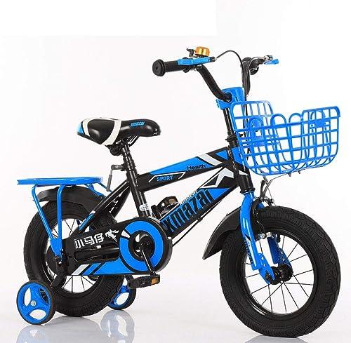 Tienda 2018 WY-Tong Bicicleta Infantil Bicicletas Infantiles Infantiles Infantiles Bicicleta para bebé de 2 a 10 años con Bicicleta estabilizadora para bebé y Niño con Bicicleta estabilizadora  ofreciendo 100%