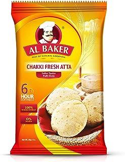Al Baker Chakki Atta, 5 Kg Bag