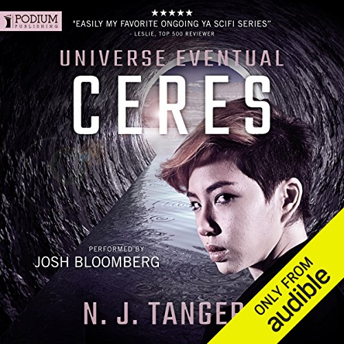 Ceres audiobook cover art