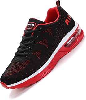comprar comparacion SMARTEN Air Zapatillas de Running,Hombre Mujer Calzado Deportivo Ligero y Transpirable Asfalto Zapatos para Correr Antides...