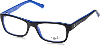 Ray-Ban 5268, Montature Unisex Adulto