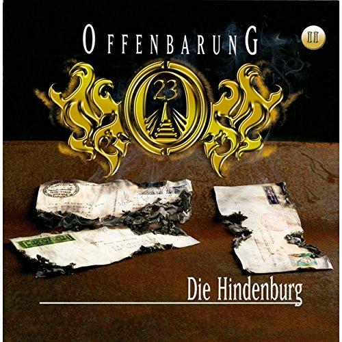 Die Hindenburg (Offenbarung 23, 11) Titelbild