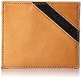 Diesel - Soporte para Tarjetas de crédito para Hombre Beige Amarillo...