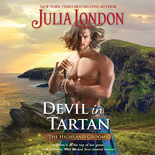 Devil in Tartan audiobook cover art