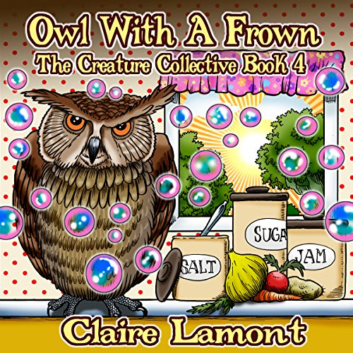 Owl with a Frown cover art