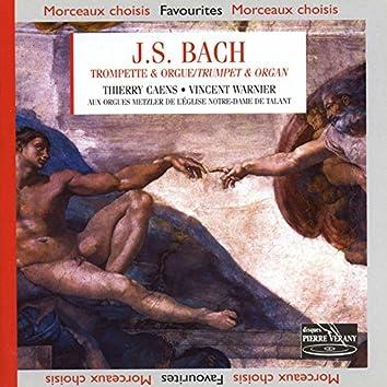 Bach : Trompette & Orgue