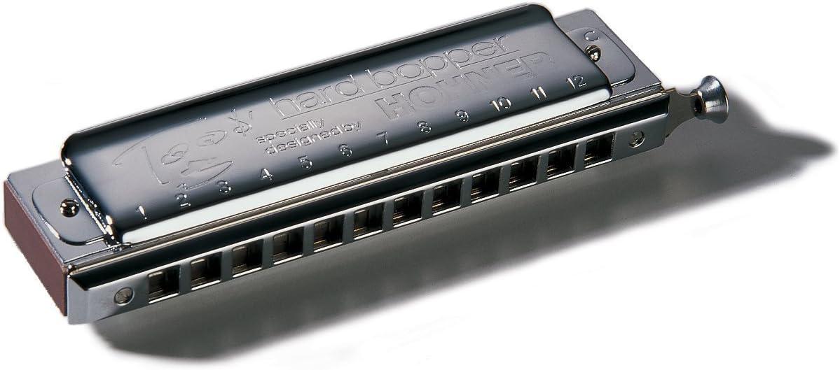 Hohner 7539C Toots Hard Bopper Chromatic - of wholesale Harmonica Key C Max 57% OFF