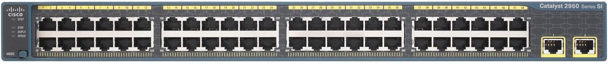 10 Mejor Cisco 2960s 48ts L de 2020 – Mejor valorados y revisados