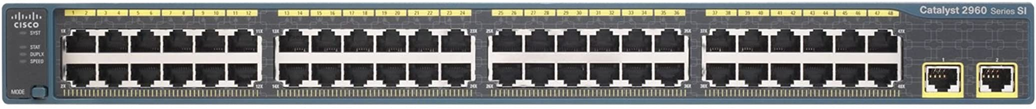 Cisco WS-C2960S-48TS-L Catalyst 2960 Series Switch