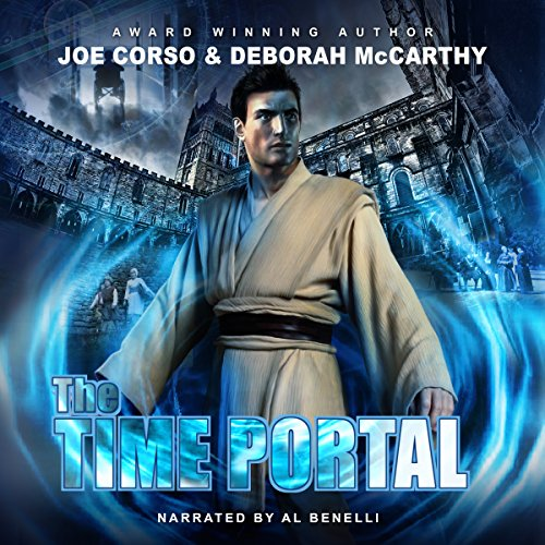 The Time Portal Audiobook By Joe Corso, Deborah McCarthy cover art