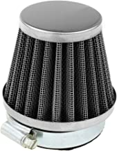 ESUPPORT 48mm Mini Blue Cone Cold Air Intake Filter Turbo Vent Clean Fresh Car Motorcycle