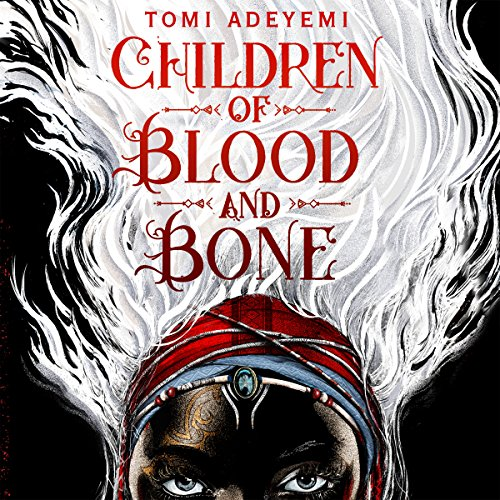 Children of Blood and Bone cover art