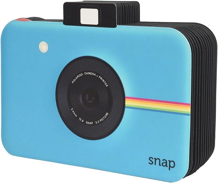 Polaroid Snap Azul álbum de Foto y Protector - Álbum de fotografía (Azul 10 Hojas 1 Pieza(s) 2286 mm 1397 mm)