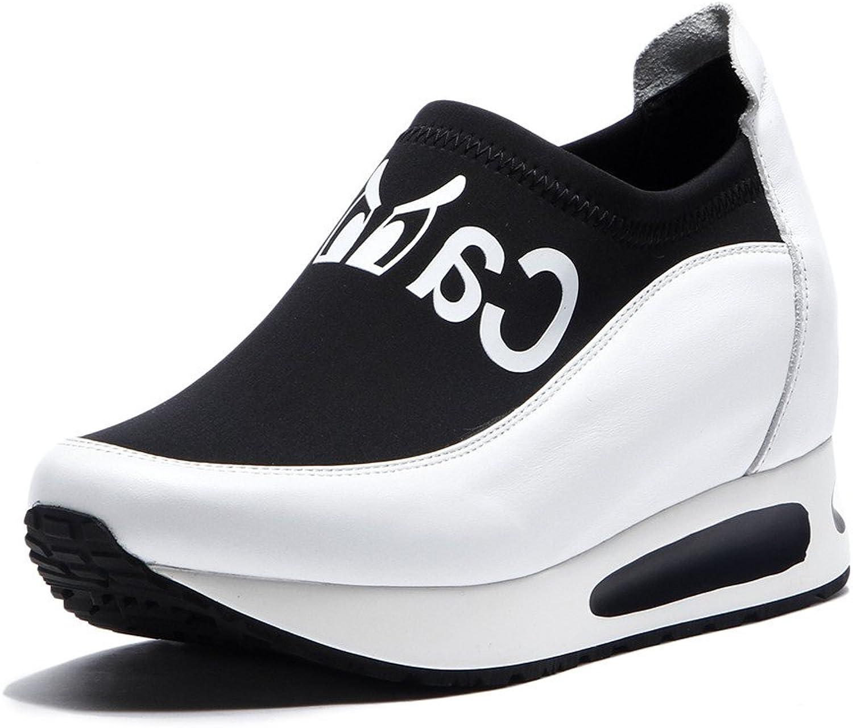 MINIVOG Women's Round Toe Casual Flats shoes