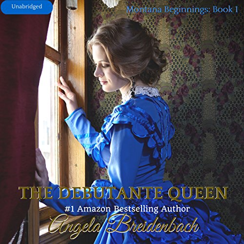 The Debutante Queen audiobook cover art
