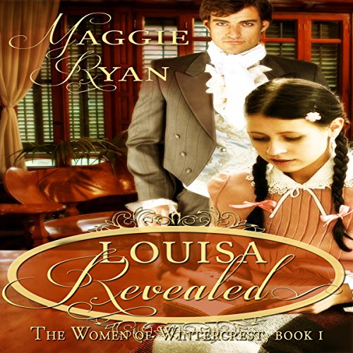 Louisa Revealed audiobook cover art