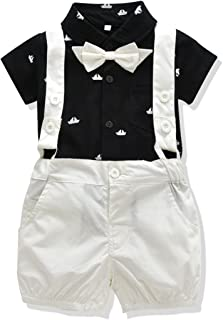 black and white polo jumpsuit