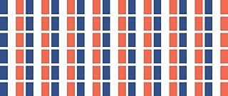 Mini Aufkleber Set   Pack glatt   20x12mm   Sticker   Fahne   Frankreich   Flagge   Banner   Standarte fürs Auto, Büro, zu Hause und die Schule   54 Stück