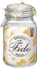 BORMILI ROCCO Fido Jar, Clear, 2000ML, (149240M02321991)