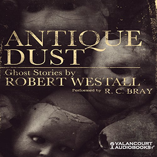 Antique Dust audiobook cover art