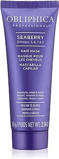 Obliphica Professional Seaberry Mask Medium To Coarse, 2.54 oz