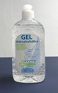 Verita Farma Gel Hidroalcohólico Para Manos 500Ml 500 g