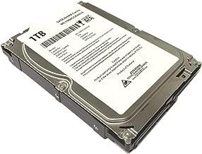 WL 1TB 64MB Cache 5900RPM SATA III (6.0Gb/s) (Quiet & Heavy Duty) Internal Desktop 3.5