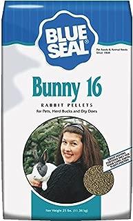 Blue Seal Bunny 16 Rabbit Food - 1 Each